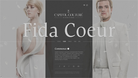 Capitol Couture: Fashion Marketing