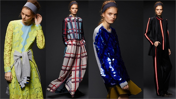 Pre-Fall 2015: Preen by Thornton Bregazzi