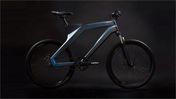 Baidu's Self-Powering Smart Bike