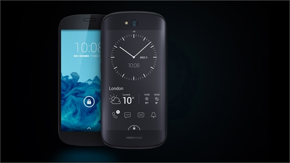 YotaPhone 2: Double-Screen Smartphone
