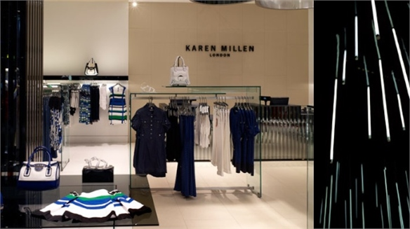 Karen Millen Flagship to Include Studio