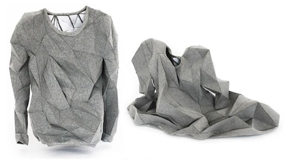 The T-Shirt Issue: Melting Sweatshirts