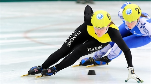 Sochi 2014: Motion-Capture Skate Suit