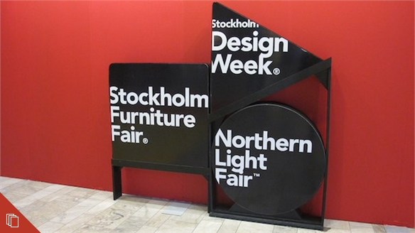 Stockholm Furniture Fair & Design Week 2014