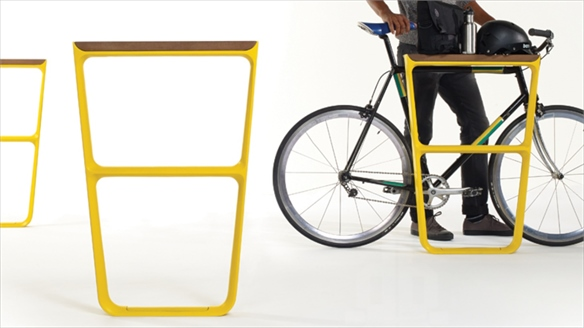 Flat-Pack Public Outdoor Furniture by Fuseproject