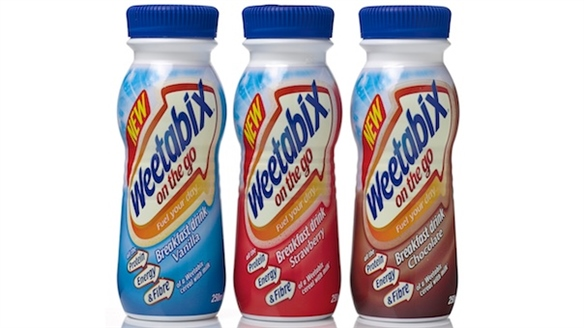 Weetabix Launches Drinkable Cereal