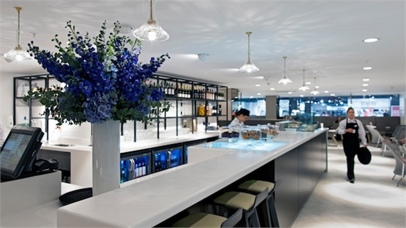 Debenhams' Food-Enhanced Flagship