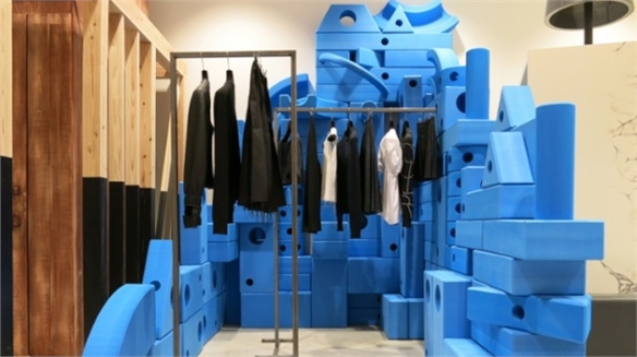 Dover Street Market Hits New York