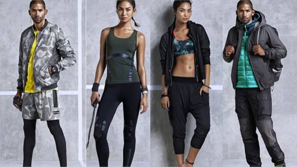 H&M Free Runner Activewear Film