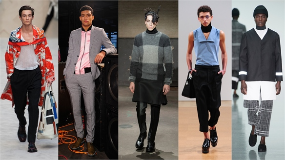 Round-up: London menswear A/W 14-15