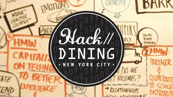 Hacking the Dining Industry