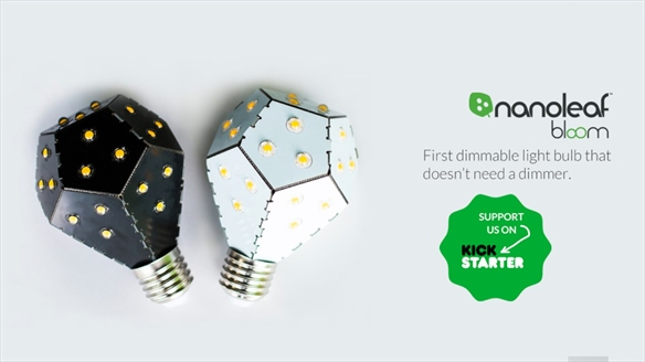 Nanoleaf's Dimmable LED Bulb