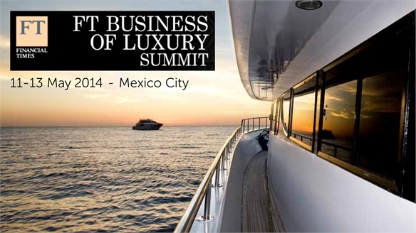 FT Business of Luxury Summit 2014