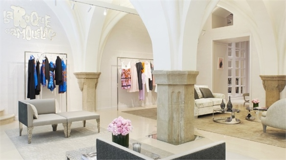 Dior's VIP Boutique, Florence