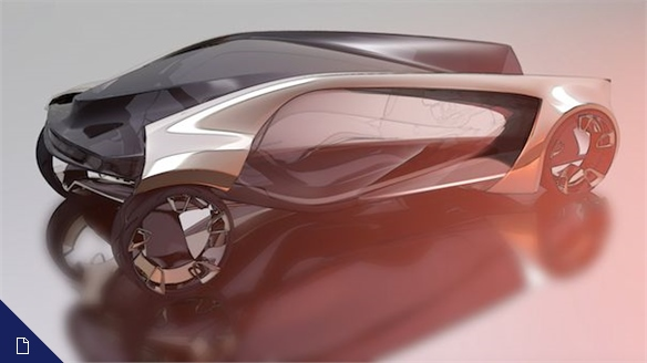 RCA Vehicle Design 2014