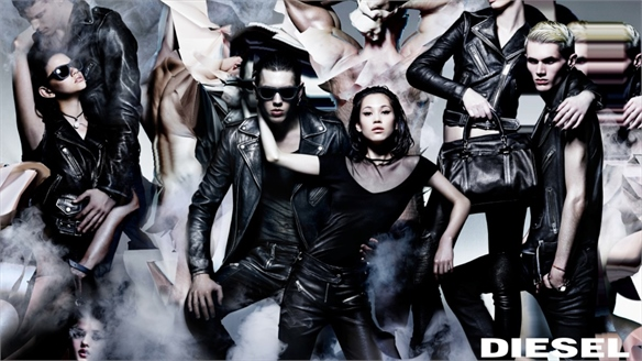 Diesel's Neo-Neo-Classical Campaign