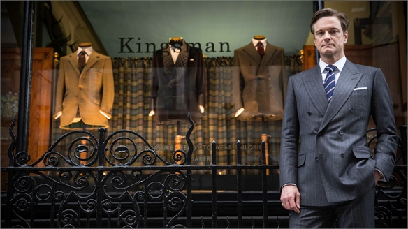 Mr Porter Launches Menswear Label Kingsman