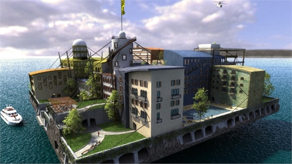 Future Communities: Seasteading