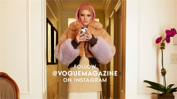 Vogue to Monetise Instagram