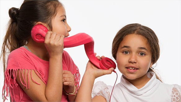 MarBlue's Foam Headphones For Children