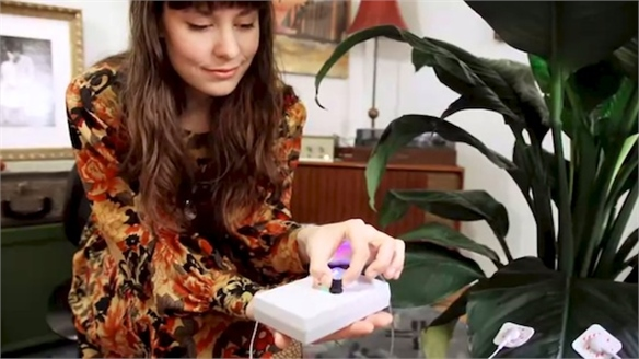 Midi Sprout: Musical Plants