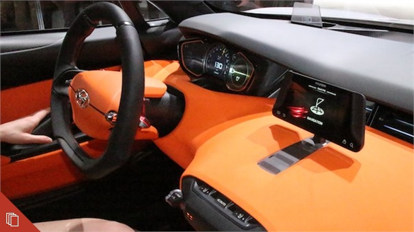 Geneva Motor Show 2014: Colour & Detail