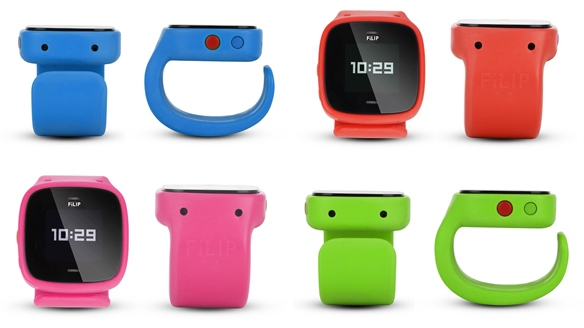 Filip: A Smartwatch for Kids