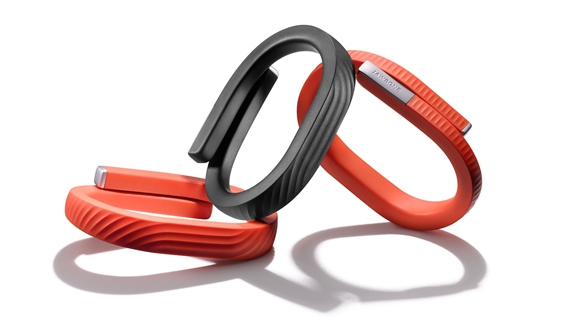 Jawbone Up24: Real-Time Experiences