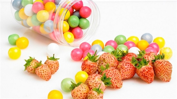 Waitrose Retails Bubblegum-Flavoured Berries