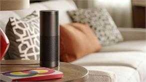 Amazon's Voice-Controlled Speaker