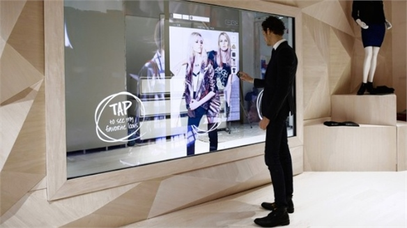 R. Minkoff: Hyper-Connected Store