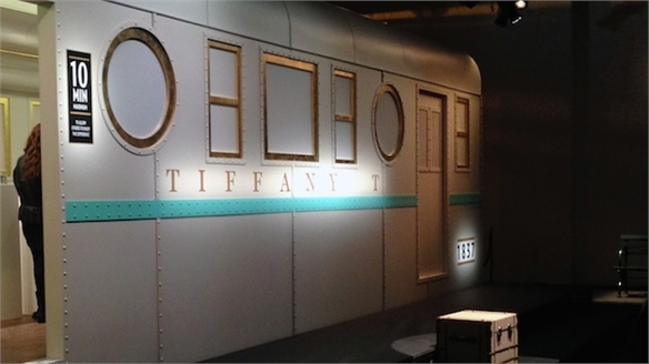 Tiffany & Co. Rebrands Via Pop-Up