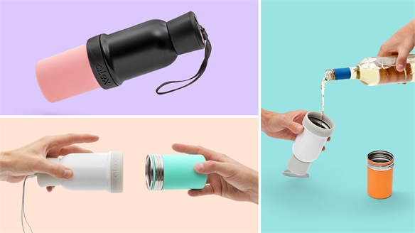 Alex: Modular Reusable Drinks Bottle