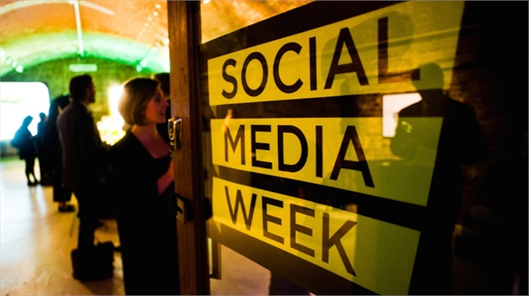 Social Media Week London 2014: The Power of Now