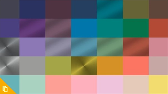 Colour Spectrum A/W 2016-17
