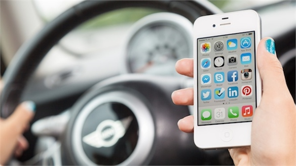Apple Patents iPhone Car Remote