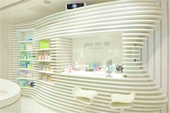Clinique: Digital Skincare Pop-Up