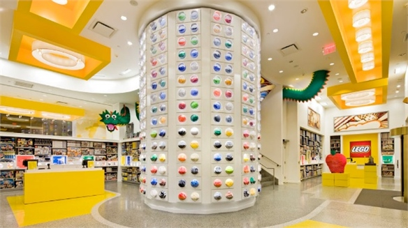 Lego's Local-Centric Flagship