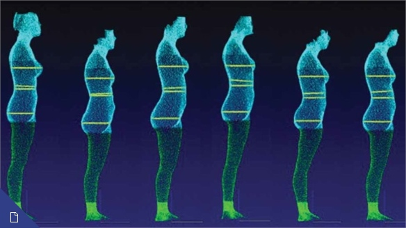 Virtual-Fit Tech for Fashion, 2014