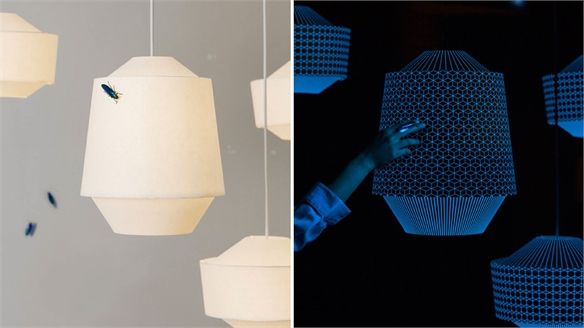 Dutch Design Week 2014: Glowing Lanterns by Ontwerpduo