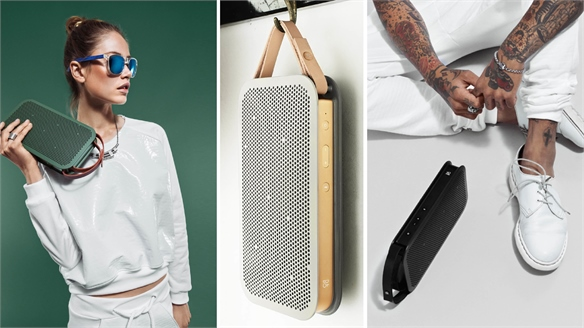 Bang & Olufsen's First Bluetooth Speaker