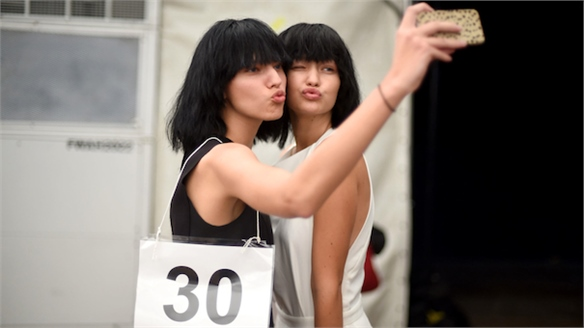 Catwalks S/S 15: No-Make-Up Make-Up