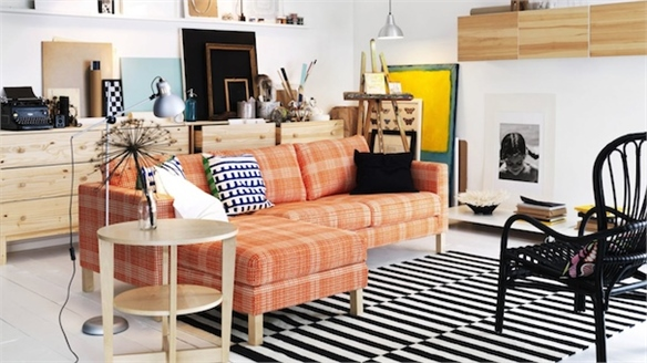 Ikea + Airbnb: Try Before You Buy