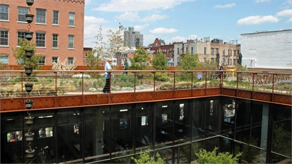Living Workspaces: Kickstarter's Brooklyn HQ