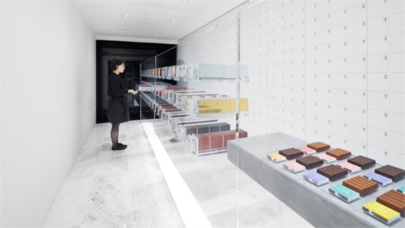 BbyB Store Indulges Asian appetite for chocolate, Japan