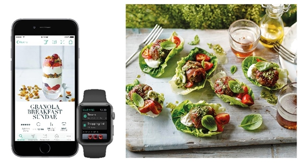 M&S's Apple Watch Cooking App