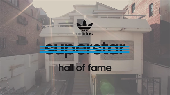 Heritage Power: Adidas Exhibits Superstar History