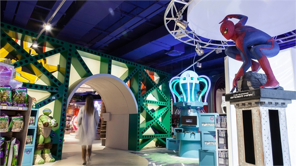 Hamleys Opens Largest Toy Store in Europe in Moscow