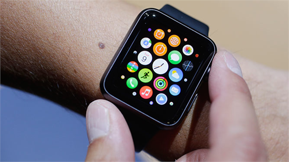 Smartwatch Groceries: Ocado's Apple Watch App