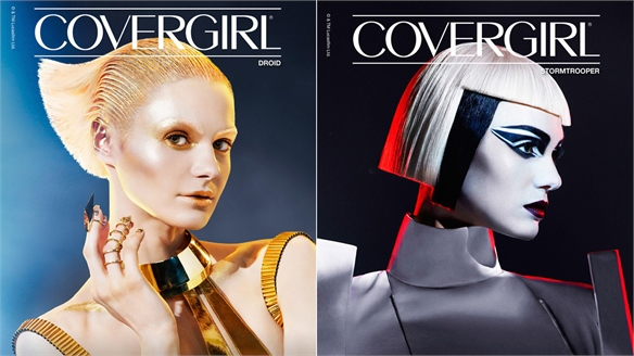 CoverGirl x Star Wars Make-Up Line